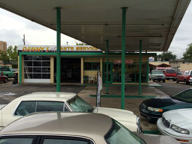 Breaking Bad Tours Gas Station