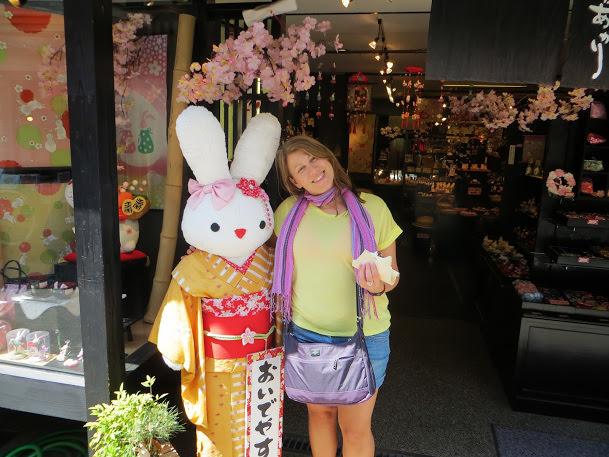 travel alone japan
