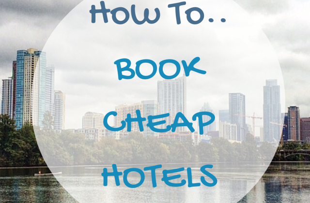 How to Book Cheap Hotels (with Priceline Express Deals)