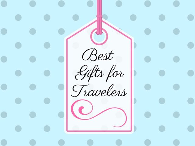 Best gifts for travellers