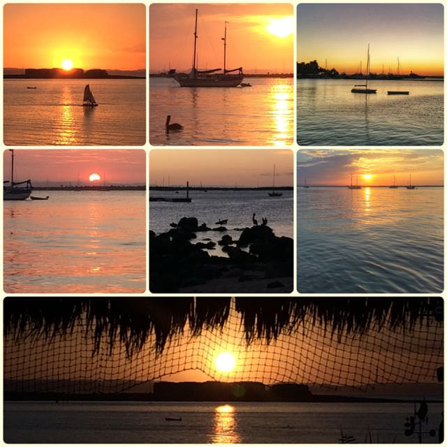 Pictures of sunsets