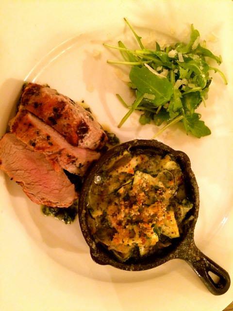 Lake Austin Spa Resort Kickstart Fitness pork