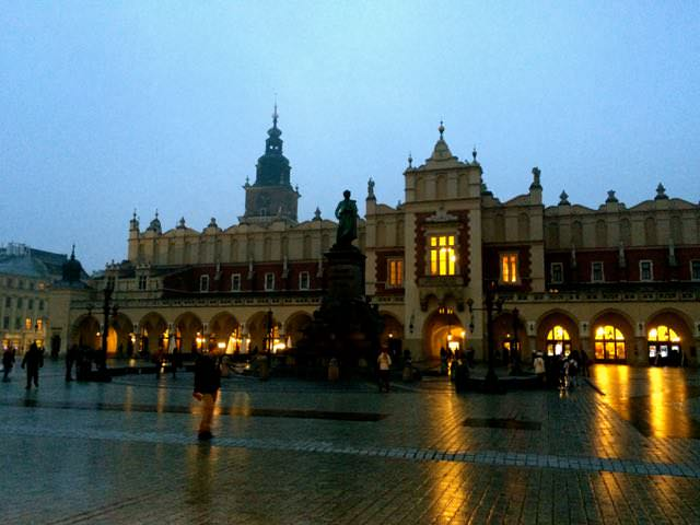 3 nights in Krakow accommodation