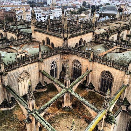 Best Destinations for Solo Female Travelers Spain Seville