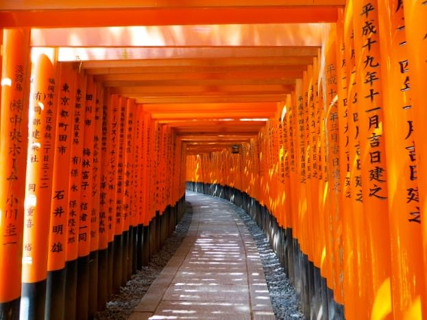 Best Destinations for Solo Female travelers - Japan