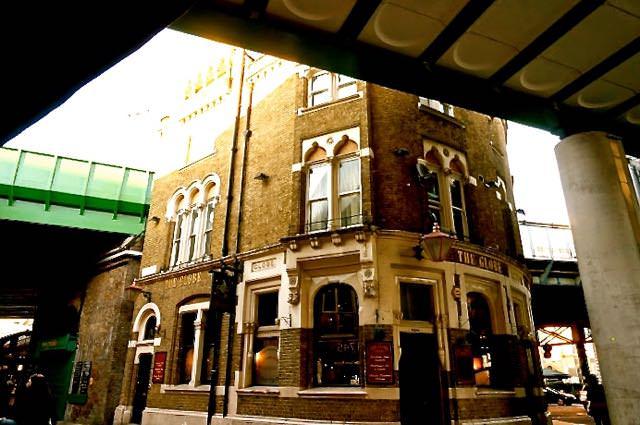 London South Bank Walk