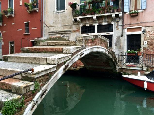 Alternative Venice Canareggio