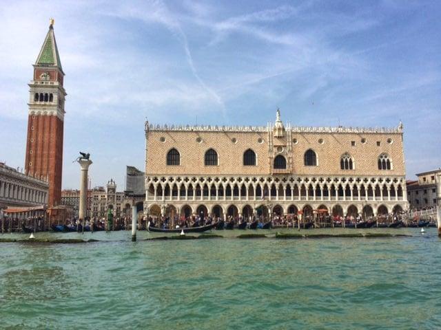 Alternative Venice Boat Ride