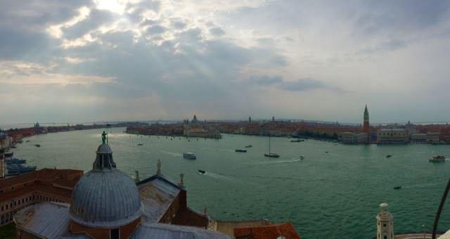 Alternative Venice Panoramic View