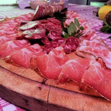 Regional Food in Puglia - Capocollo