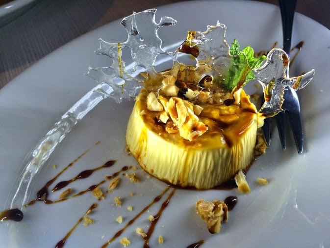 Regional Food in Puglia - Creme Caramel