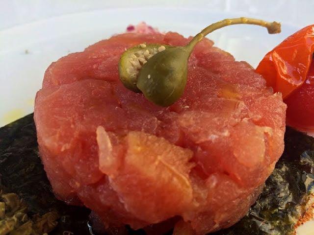 Regional Food in Puglia Fish and Seafood