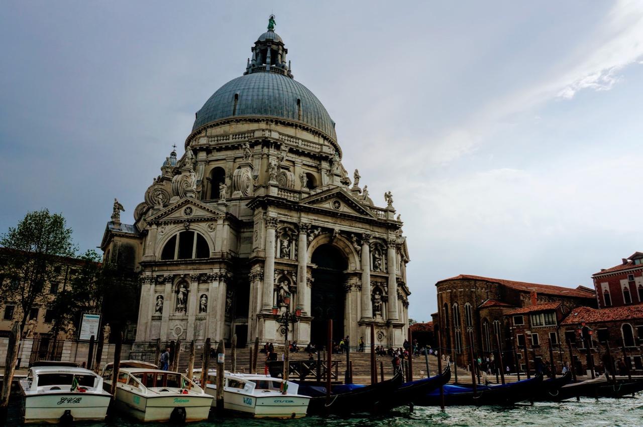 Things to do in Venice Basilica Santa Maria della salute