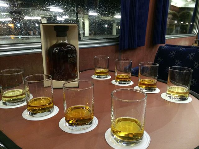 Best things to do in Scotland - whisky tasting