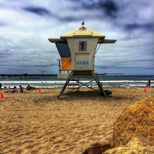 3 days in San Diego itinerary - Ocean Beach