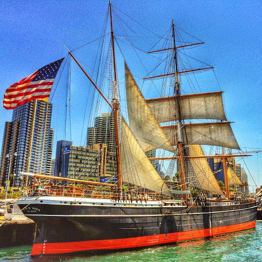 3 days in San Diego itinerary - Star of India