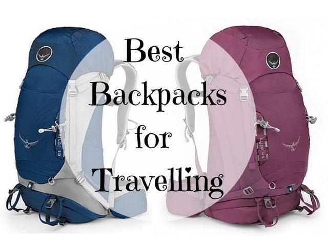Best Backpacks for travelling