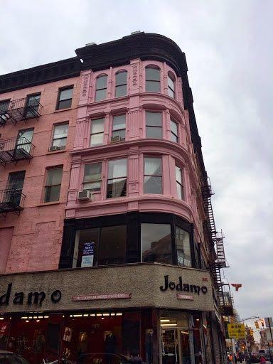 Lower East Side History