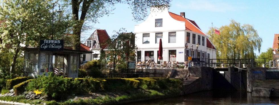 Alternative Amsterdam Noord Cafe t Sluisje
