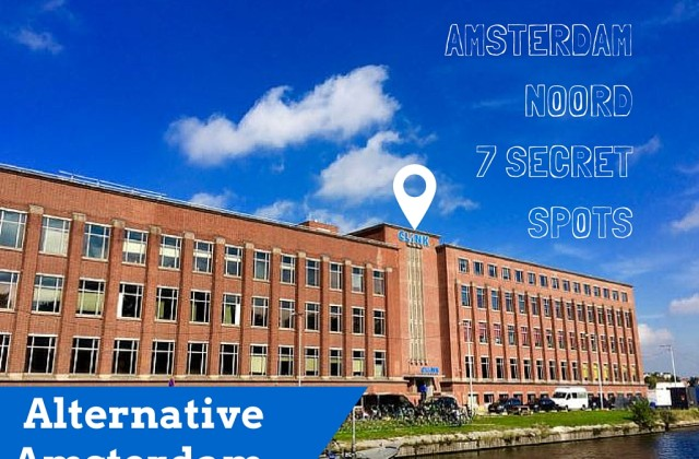 Alternative Amsterdam Noord Clink Noord