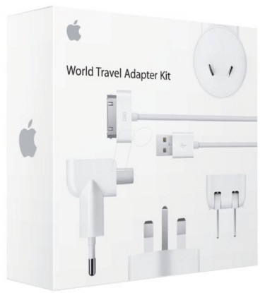Best Gifts for Travelers Apple Adaptor Kit