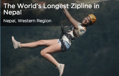 Best Gifts for Travelers Zip Lining
