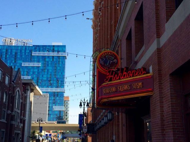 What to do in detroit - Greektown