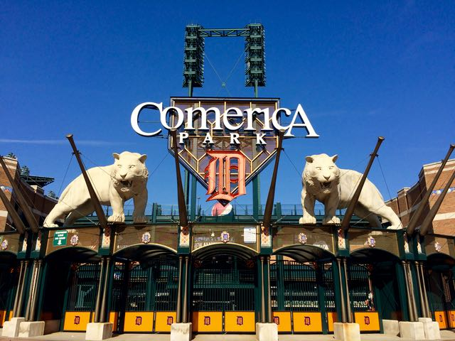 what to do in Detroit - Detroit Tigers