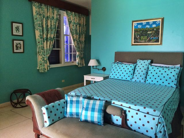 Real Jamaica Sussex House Bedroom