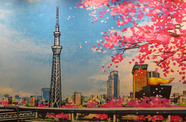 2 weeks in japan skytree
