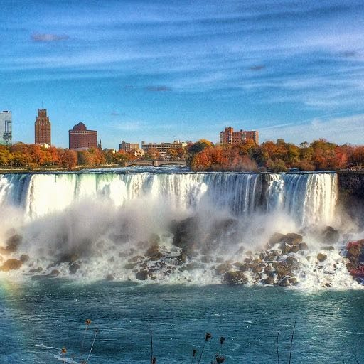 From Buffalo to Niagara Falls Horseshoe Falls