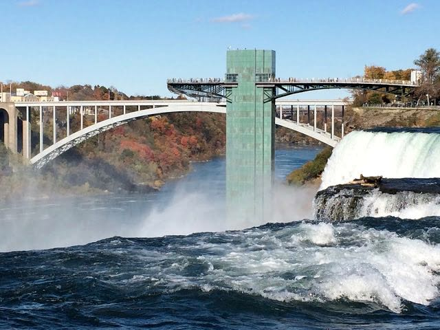 From Buffalo to Niagara Falls Observation Tower