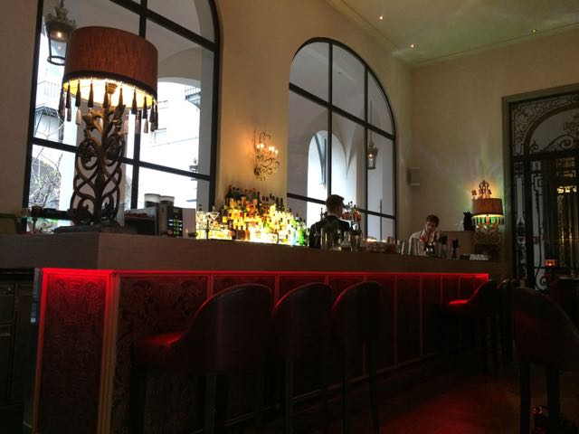 Where to eat and drink in Brussels the Dominican Hotel