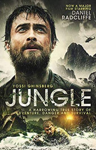 Jungle Book Cover Yossi Ghinsberg