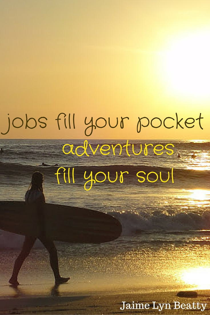 Life after being a digital nomad for 5 years travel quote adventure