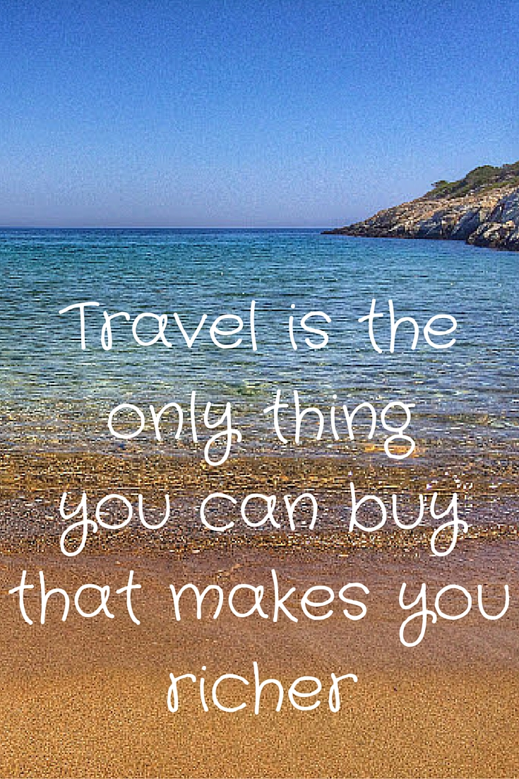 Life after being a digital nomad for 5 years travel quote possessions