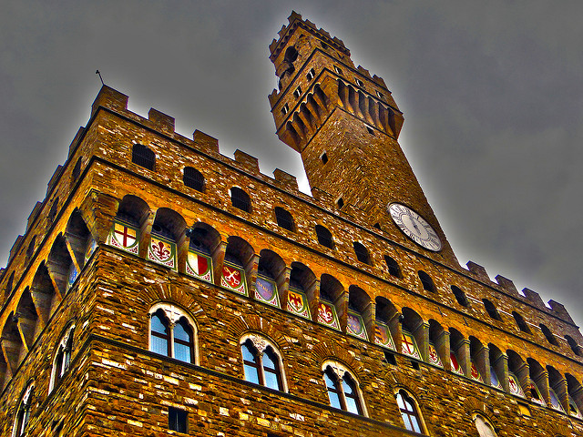 3 Days in Florence Palazzo Vecchio