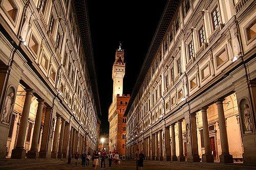 3 Days in Florence - Uffizi