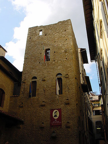 3 days in Florence Dante's House