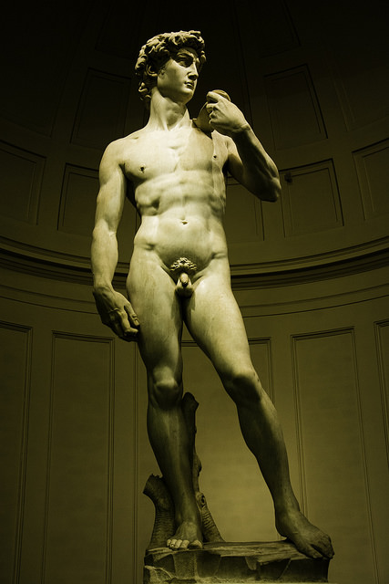 3 days in Florence Michelangelo's David