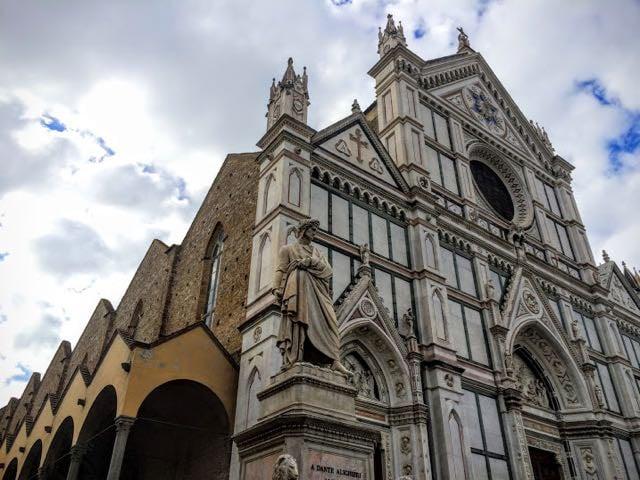 3 days in Florence Santa Croce