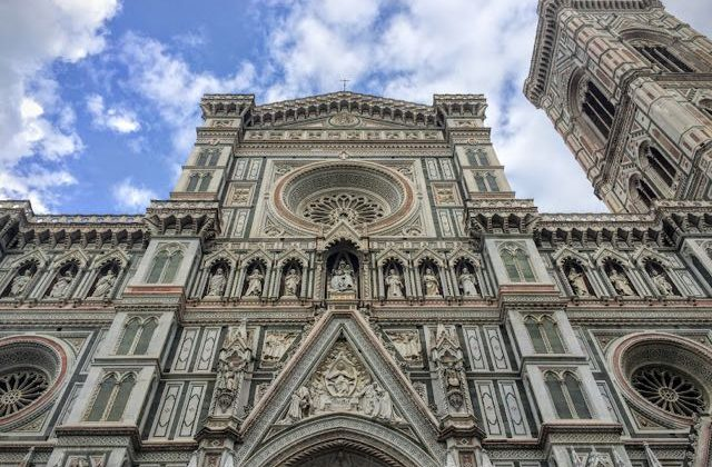 3 days in Florence - Santa Maria del Fiore Cathedral