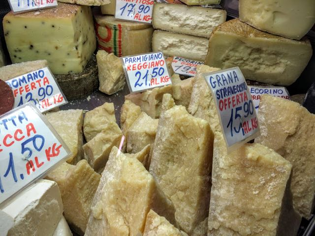 3 days in florence food market