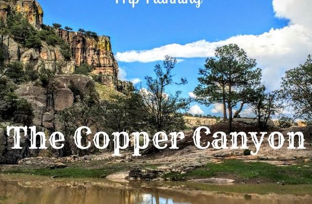 The Copper Canyon Divisidero