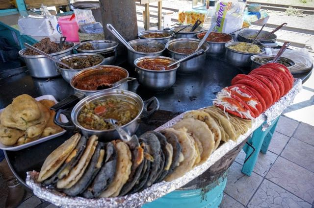 The Copper Canyon Travel Guide Gorditas