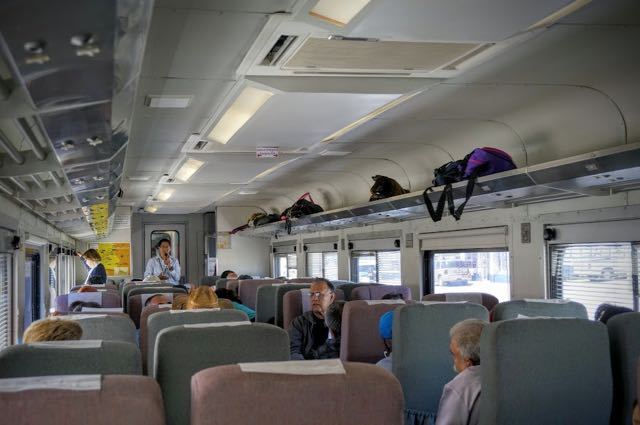 The Copper Canyon Travel Guide train group