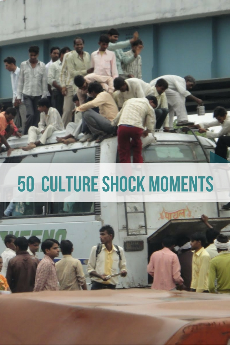 culture shock experiences