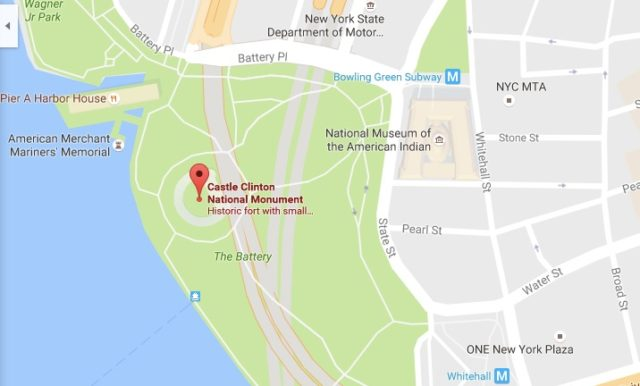how-to-visit-the-statue-of-liberty-castle-clinton