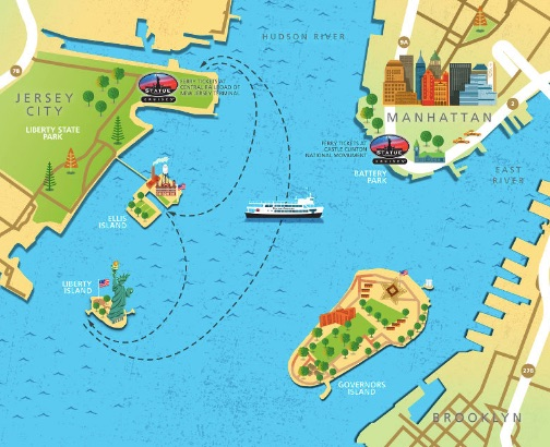 how-to-visit-the-statue-of-liberty-ferry-from-jersey