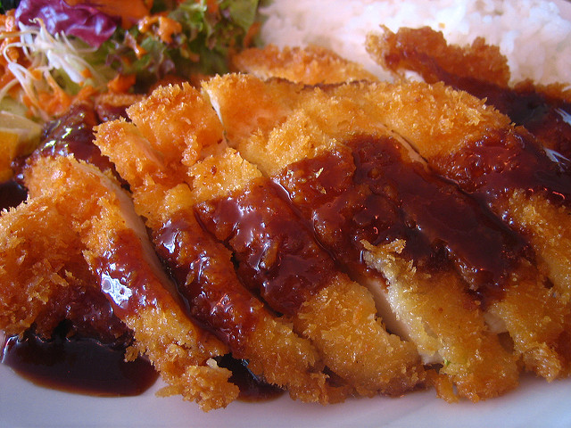 what to eat in Japan Katsu